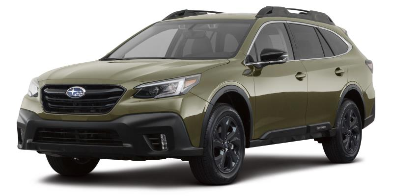Traction intégrale Subaru Outback